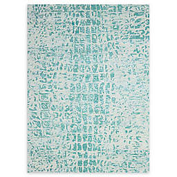 Nourison Gemstone Rug in Jade