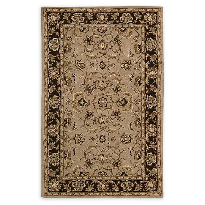 Alternate image 1 for Nourison India House Hand-Tufted Rug in Taupe