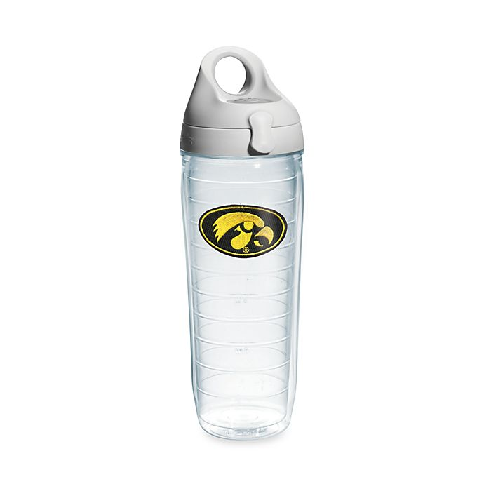 Alternate image 1 for Tervis® University of Iowa Hawkeyes 24 oz. Water Bottle
