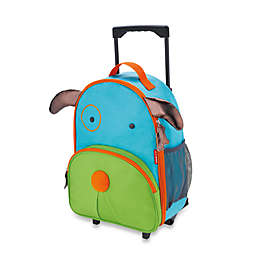 70a845e257e1 SKIP HOP® Zoo Little Kid Rolling Luggage in Dog