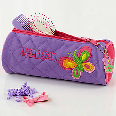 Personalized Butterfly Cosmetic Case by Stephen Joseph