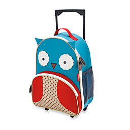 SKIP*HOP® Zoo Little Kid Rolling Luggage in Owl
