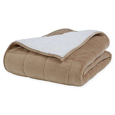 Therapedic® Reversible Weighted Throw Blanket