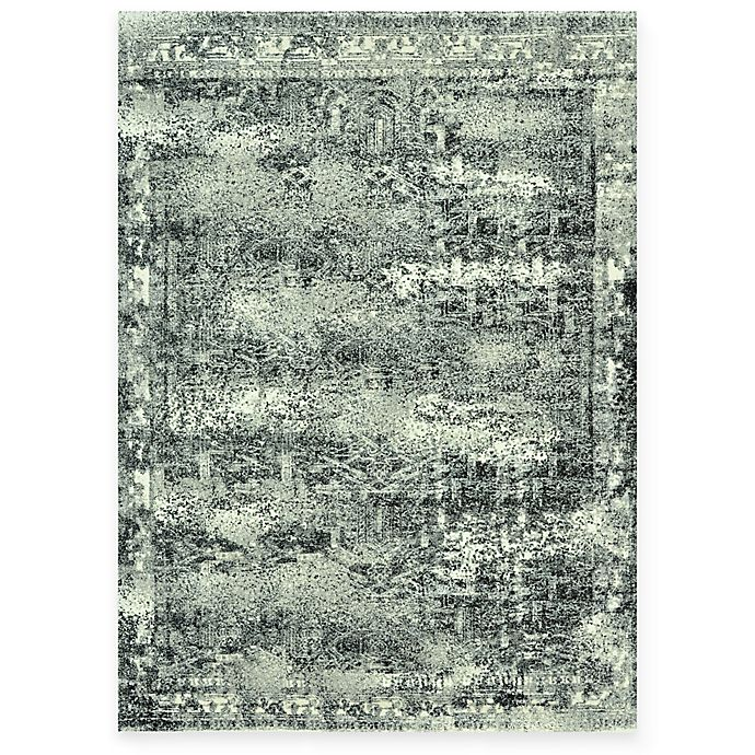 Alternate image 1 for Loloi Rugs Viera Collection Contemporary Vintage Rug in Ash