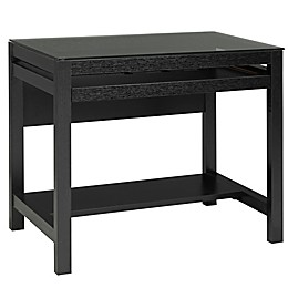 Brassex Computer Desk in Black