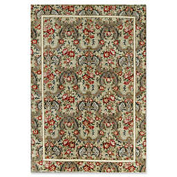 Bokara® Himalayan 6' x 8'9 Hand-Knotted Area Rug in Beige