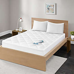 Madison Park Quiet Nights Waterproof Mattress Pad
