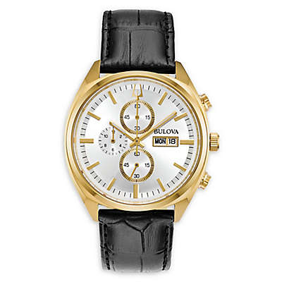 Bulova Surveyor Men's 42mm 97C108 Chronograph Watch