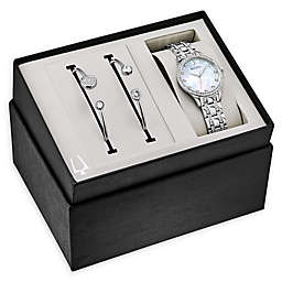 Bulova Women's 32mm 96X145 Watch and Bracelet Set