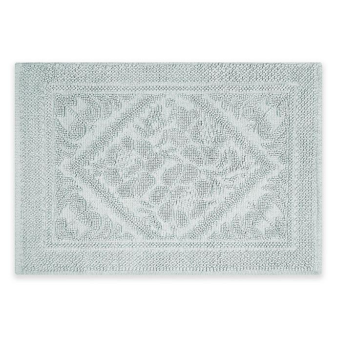 Cabbage Rose 30 X 20 Bath Rug In