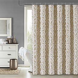 J Queen New Yorktrade Lombardi Shower Curtain