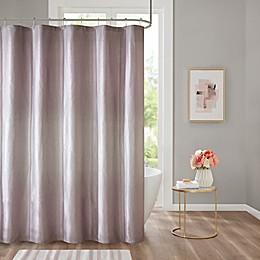 Cortona Shower Curtain in Purple