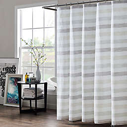 KAS Room Greta 72-Inch x 72-Inch Standard Shower Curtain in Natural