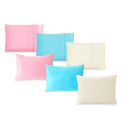 My First Memory Foam Toddler Pillow Amp Case Bed Bath Amp Beyond