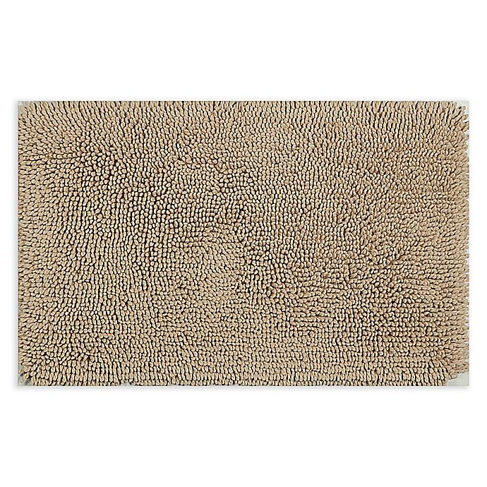 Luxe Cotton Loop Bath Rug Bed