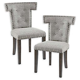 Madison Park™ Polyester Upholstered Sheray Dining Chairs (Set of 2)