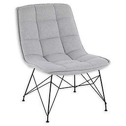 Lumisource® Polyester Upholstered Quad Chair