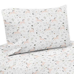Sweet Jojo Designs Unicorn Bedding Collection