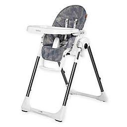 Peg Perego Prima Pappa Zero 3 High Chair in Denim