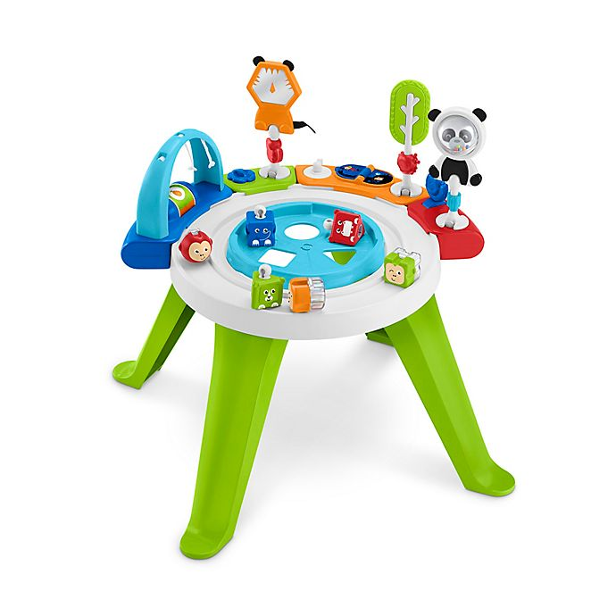 Alternate image 1 for Fisher-Price® 3-in-1 Spin & Sort Activity Center