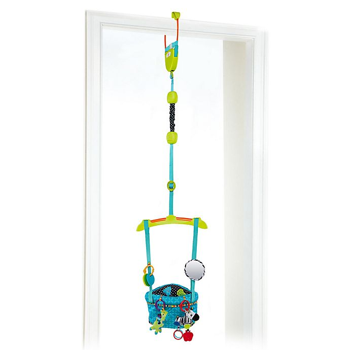 Alternate image 1 for Bright Starts™ Bounce 'n Spring Deluxe Door Jumper™