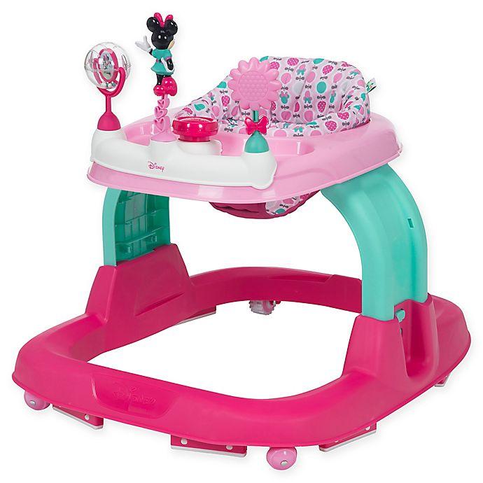 Alternate image 1 for Disney® Minnie Ready, Set, Walk! 2.0 Developmental Walker