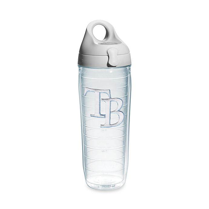 Alternate image 1 for Tervis® Tampa Bay Rays™ 24-Ounce Water Bottle
