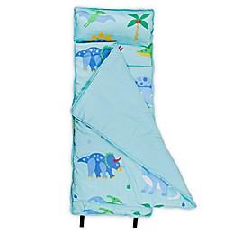 Wildkin Dinosaur Land Nap Mat in Blue