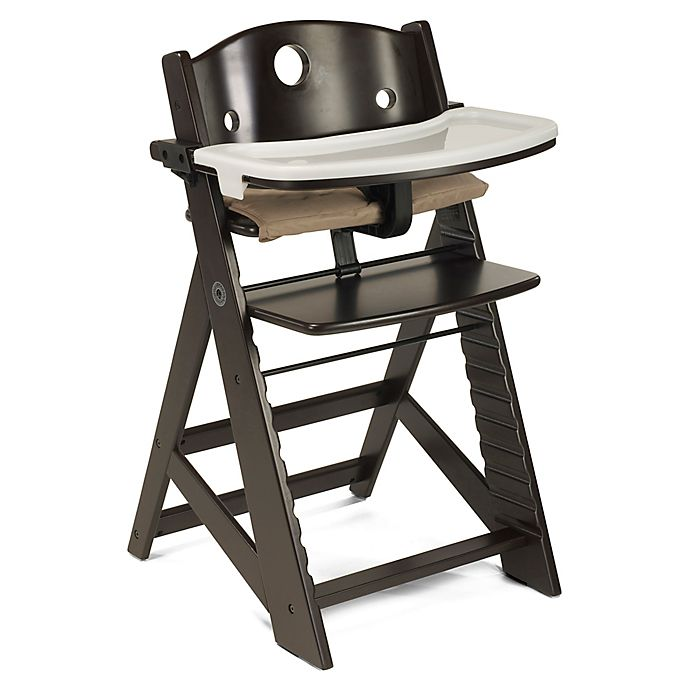 Alternate image 1 for Keekaroo® Height Right™ High Chair with Tray