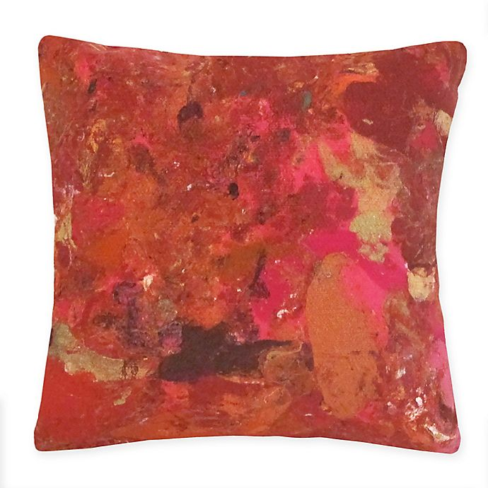 Alternate image 1 for Liora Manne Lamontage Indoor/Outdoor Square Throw Pillow