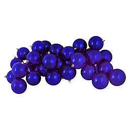 60-Count Shiny Christmas Ball Ornament