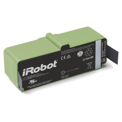 Irobot Roomba Replacment 1800 Lithium Ion Battery In Green Bed Bath Beyond