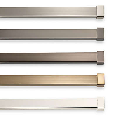 Cambria® Metro Curtain Rod Hardware