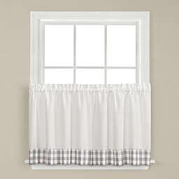 Cumberland Kitchen Window Curtain Tier Pair
