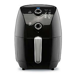 Toastmaster 1.5-Liter Air Fryer in Black