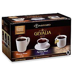 Gevalia Variety Pack for Tassimo™ Beverage System 46-Count