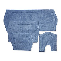 Waterford 4-Piece Bath Rug Set
