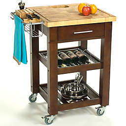 Chris & Chris Pro Chef 24-Inch Rolling Kitchen Work Stations