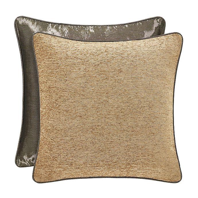 Alternate image 1 for J. Queen New York™ Sunrise European Pillow Sham in Gold