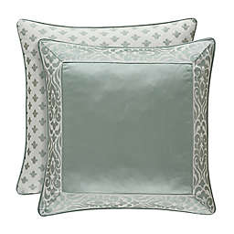 J. Queen New York™ Lombardi European Pillow Sham in Blue