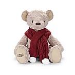 UGG® Sunny Plush Bear in Oatmeal