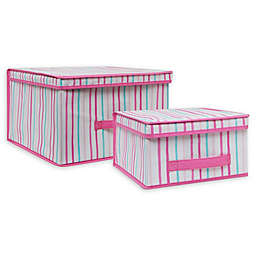 Laura Ashley Kids Collapsible Storage Box