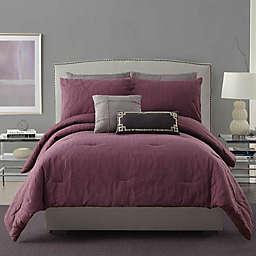 Ayesha Curry™ Aubergine Comforter Set