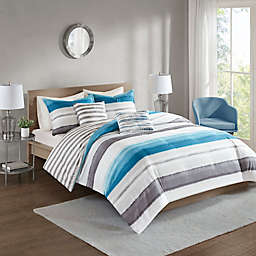 510 Design Wallace Reversible Duvet Cover Set
