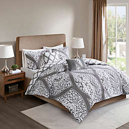 510 Design Jaclin Reversible Duvet Cover Set