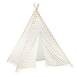 Levtex Home Dot Teepee in Gold