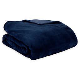 Therapedic® Reversible 16 lb. Medium Weighted Blanket in Navy