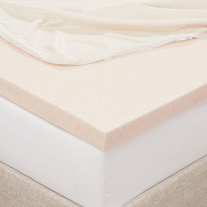 Therapedic® 2 Inch Gel CopperFresh® Memory Foam Mattress Topper