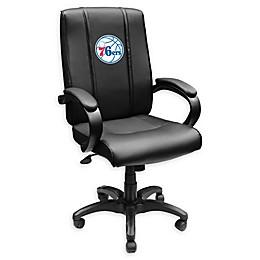 NBA Philadelphia 76ers Primary Logo Office Chair 1000