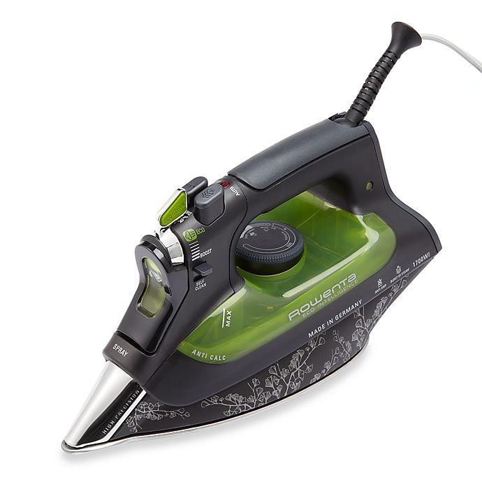Alternate image 1 for Rowenta DW6080 Eco Intelligence Iron